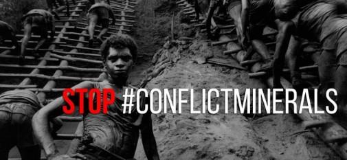 Europenii spun nu mineralelor din zonele de conflict - foto: miningwatch.ro