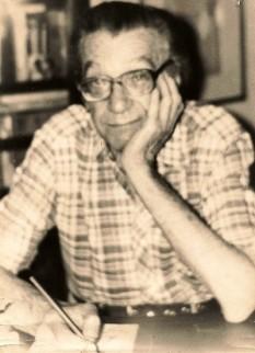 Vladimir Colin (pe numele real Jean Colin; n. 1 mai 1921, București, d. 6 decembrie 1991, București), important scriitor român de literatură științifico-fantastică și fantezie - foto: artline.ro
