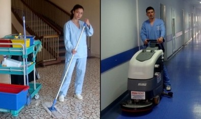 foto: Pagina web a Universal Med Cleaning
