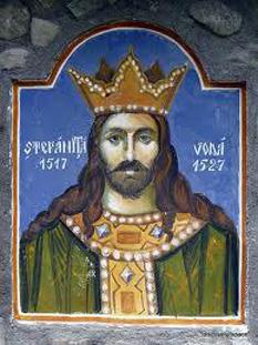 Ștefăniță Vodă cel Tânăr sau Ștefan al IV-lea, (n. 1506 – d. 14 ianuarie 1527, Hotin) a fost domn al Moldovei între 20 aprilie 1517 și 14 ianuarie 1527. Este fiul lui Bogdan al III-lea și nepotul lui Ștefan cel Mare - foto: cersipamantromanesc.wordpress.com