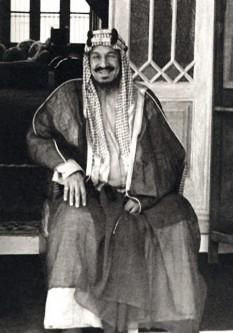 Abd al-Aziz Ibn Saud (1876 – 9 noiembrie 1953) a fost primul rege al Arabiei Saudite - foto: ro.wikipedia.org