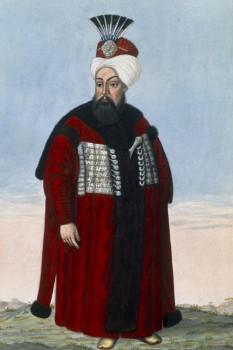 Ahmed II (n. 25 februarie 1643 – d. 6 februarie 1695) a fost sultanul Imperiului Otoman în perioada 1691 - 1695. Ahmed al II-lea sa născut la Palatul Topkapî , Constantinopol, fiul lui Sultan Ibrahim I și al Valide Sultan Hatice Muazzez și fratele lui Suleiman al II-lea. Ahmed II moare la Edirne, decesul acestuia venind în urma unei boli necunoscute - foto: ro.wikipedia.org