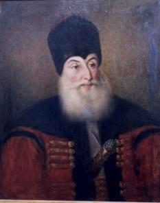 """Alexandru """"Draco"""" Suțu (n. 1758, Constantinopol – d. 18 ianuarie (sau 19 ianuarie) 1821, București), a fost un domn al Moldovei, caimacam și domn al Țării Românești - foto: ro.wikipedia.org"""