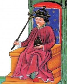 Andrei al III-lea Venețianul (c. 1265 – 14 ianuarie 1301, Buda, Ungaria) a fost rege al Ungariei (1290-1301). A fost ultimul membru pe linie paternă al dinastiei Árpád - foto: ro.wikipedia.org