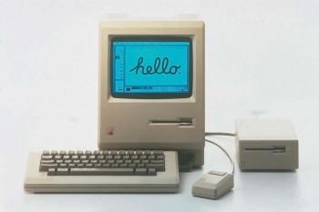 24 ianuarie 1984: A fost lansat pe piaţă primul computer Apple Macintosh - foto: cersipamantromanesc.wordpress.com