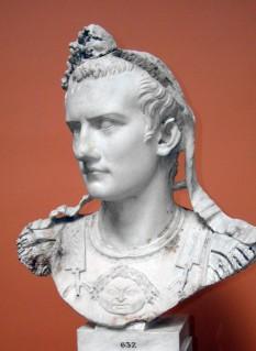 Caligula (latină: Caius Iulius Caesar Augustus Germanicus, 31 august 12 d.Hr. - 24 ianuarie 41 d. Hr.), de asemenea, cunoscut sub numele de Gaius, a fost Împărat Roman intre anii 37-41 - foto: ro.wikipedia.org