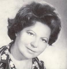 Camelia Dăscălescu, (n. 22 ianuarie 1921, Iași), compozitoare din România - foto: topromanesc.ro