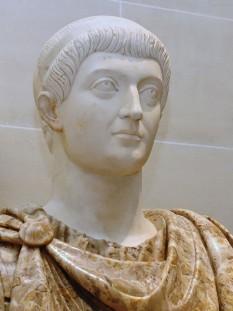 Flavius Iulius Constans (n. 320 - d. 18 ianuarie 350) a fost împărat roman care a domnit din 337 până în 350 - foto: ro.wikipedia.org
