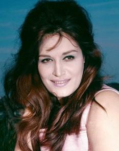 Dalida (n. Iolanda Cristina Gigliotti, 17 ianuarie 1933 — d. 3 mai 1987) a fost o cântăreață și actriță franceză - in imagine, Dalida in 1961 - foto: