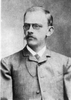 David Hilbert (n. 23 ianuarie 1862, Königsberg, Prusia, acum Kaliningrad, Rusia – d. 14 februarie 1943) a fost un matematician german, care a avut contribuții esențiale la matematica și fizica secolului al 20-lea - in imagine, David Hilbert în 1886 - foto: ro.wikipedia.org