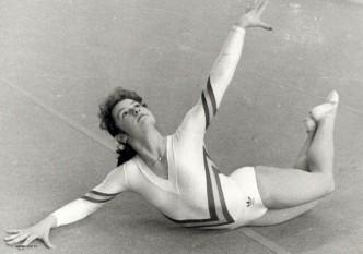 Ecaterina Szabó (în maghiară Szabó Katalin, n. 22 ianuarie 1968, Zagon, județul Covasna) este o antrenoare și o gimnastă română de de talie mondială, actualmente retrasă din activitatea competițională, multiplu medaliată la Jocurile Olimpice de vară din 1984 (Los Angeles, SUA) - foto: jurnalul.ro