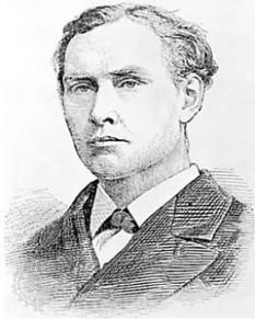 Edward Whymper (n. 27 aprilie 1840, Londra - d. 16 septembrie 1911, Chamonix ) a fost un alpinist și explorator britanic, cunoscut pentru prima ascensiune pe vârful Matterhorn în anul 1865 într-o echipă de șapte alpiniști, din care patru au murit la coborâre. El a scăpat cu viață din expedițiile riscante din Groenlanda, din Alpi și din Anzi - foto: ro.wikipedia.org