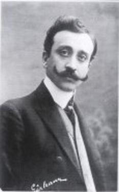 Emil Gârleanu (n. 5 ianuarie 1878, Iaşi, d. 2 iulie 1914, Câmpulung) a fost un prozator, regizor, scenarist de film şi jurnalist român - foto: ro.wikipedia.org