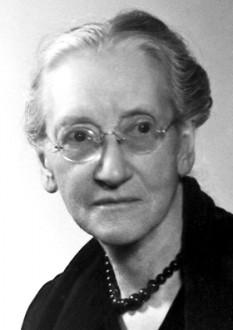 Emily Greene Balch (n. 8 ianuarie 1867, Jamaica Plain, SUA - d. 9 ianuarie 1961, Cambridge, Massachusetts) a fost sociolog american și activistă pentru pace, laureată a Premiului Nobel pentru Pace în anul 1946, împreună cu John R. Mott - foto: ro.wikipedia.org