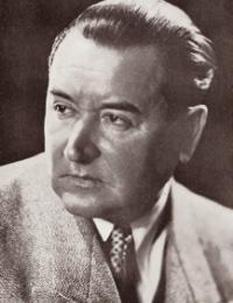 George Calboreanu (n. 3 ianuarie 1896, Turnișor, Sibiu - d. 12 iulie 1986, București ) a fost un actor român de teatru și film - foto: ler.is.edu.ro