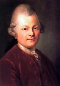 Gotthold Ephraim Lessing (22 ianuarie 1729–15 februarie 1781) a fost un scriitor și filozof german, reprezentant de seamă al Iluminismului în Germania. Spirit critic lucid, pătrunzător, caracater onest, optimist și independent, temperament viguros și combativ, Lessing a îndrumat viața culturală germană pe drumuri noi - foto: ro.wikipedia.org