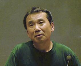 Haruki Murakami (n. 12 ianuarie 1949, Kyoto), scriitor japonez - foto: ro.wikipedia.org