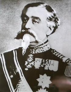 Ioan Emanoil Florescu (n. 7 august 1819, Râmnicu Vâlcea — d. 10 mai 1893, Paris) a fost un general și om politic român (între altele, prim-ministru al României în două guverne provizorii, pentru perioade scurte, între 17 aprilie și 6 mai 1876 și între 2 martie și 29 decembrie 1891) - foto: ro.wikipedia.org