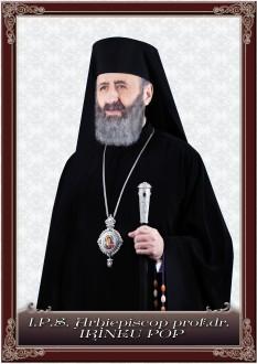 Irineu Pop, născut Ionel Pop, (n. 2 iulie 1953, Băseşti, Maramureş) este un teolog român, care îndeplineşte din 2011 funcţia de arhiepiscop al Alba-Iuliei, fiind membru al Sfântului Sinod al Bisericii Ortodoxe Române. El a îndeplinit anterior funcţia de episcop vicar al Arhiepiscopiei Vadului, Feleacului şi Clujului, cu numele de Bistriţeanul (1990-2011). - foto: fto.ro