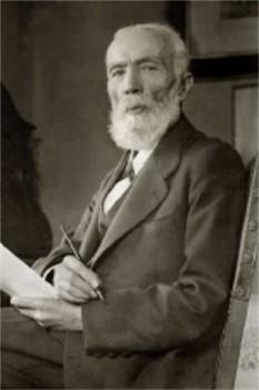 """Ivan Puliui (n. 2 februarie 1845, Hrîmailiv - d. 31 ianuarie 1918, Praga) a fost un fizician, inventator și patriot ucrainean care a contribuit la utilizarea razelor X în obținerea radiografiilor medicale . A fost cel care i-a furnizat fizicianului german Wilhelm Conrad Röntgen una din lămpile cu care acesta a obținut ceea ce a numit """"raze X"""" - foto: ro.wikipedia.org"""