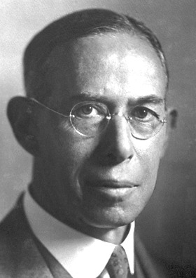 Joseph Erlanger (January 5, 1874 – December 5, 1965), Nobel Laureate in Physiology or Medicine, 1944 - foto; en.wikipedia.org