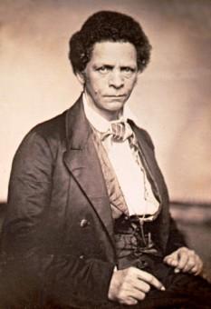 Joseph Jenkins Roberts (n. 15 martie 1809 – 24 februarie 1876) a fost președintele Liberiei de două ori (1848-1856 și 1872-1876) - foto: ro.wikipedia.org