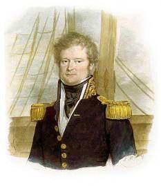 Jules-Sébastien-César Dumont d'Urville (n. 23 mai 1790, Condé-sur-Noireau – d. 8 mai 1842, Meudon) a fost un navigator și explorator polar francez - foto: ro.wikipedia.org