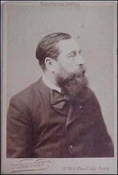 Léo Delibes,  (n. 21 februarie 1836, la Saint-Germain du Val - Franța - d. 16 ianuarie 1891) compozitor francez - foto: ro.wikipedia.org