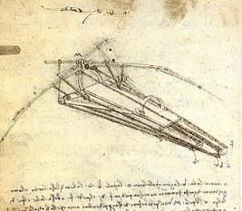 Studiu de mașină zburătoare, 1488 - foto: ro.wikipedia.org