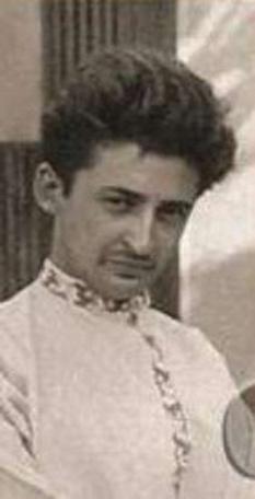Leonid Dimov (n. 11 ianuarie 1926, Ismail, Basarabia - d. 5 decembrie 1987, București) a fost un poet și traducător român, cu rădăcini evreiești, unul dintre precursorii Postmodernismului românesc, membru marcant al grupului onirist - foto: ro.wikipedia.org