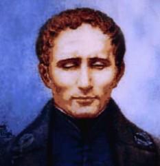Louis Braille (n. 4 ianuarie 1809 - d. 6 ianuarie, 1852) a fost un pedagog francez care a inventat și dezvoltat alfabetul Braille, de tipărire și scriere pentru nevăzători - foto: ro.wikipedia.org