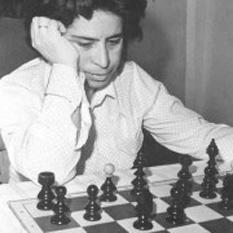 Margareta Teodorescu, (n. 13 aprilie 1932 - m. 22 ianuarie 2013), dublă vicecampioană olimpică şi multiplă campioană naţională romana de sah - foto: cersipamantromanesc.wordpress.com
