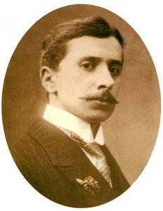 Mateiu Caragiale (n. 25 martie 1885, București – d. 17 ianuarie 1936, București) a fost un autor, istoric al heraldicii, poet și scriitor român, întâiul născut al lui Ion Luca Caragiale - foto: ro.wikipedia.org