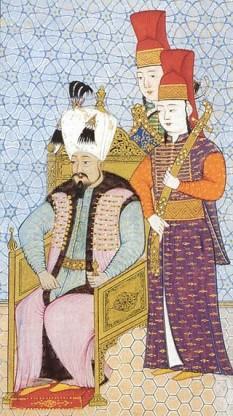 Mehmed al IV-lea (n. 2 ianuarie 1642 – d. 6 ianuarie 1693), sultanul Imperiului Otoman în perioada 1648 - 1687 - foto: ro.wikipedia.org