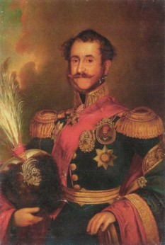 Mihail Sturdza (n. 24 aprilie 1794, Iași - d. 8 mai 1884, Paris) a fost domnitor al Moldovei între aprilie 1834 și iunie 1849 - foto: ro.wikipedia.org