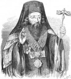 Neofit al II-lea (n. 1 ianuarie 1778, București - d. 14 ianuarie 1850, București) a fost Mitropolit al Țării Românești (1840-1849), remarcat mai ales prin participarea sa la Revoluția de la 1848 - foto: ro.wikipedia.org