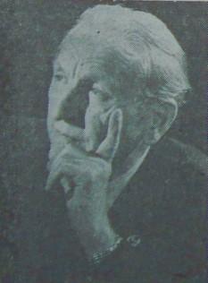 Nicolae Hortolomei (n. 27 noiembrie 1885, Huși - d. 3 ianuarie 1961, București), medic chirurg român, director al clinicii de Chirurgie și Urologie de la Spitalul Colțea din București, profesor universitar la Facultatea de Medicină, membru titular (1948) al Academiei Române - foto: ro.wikipedia.org
