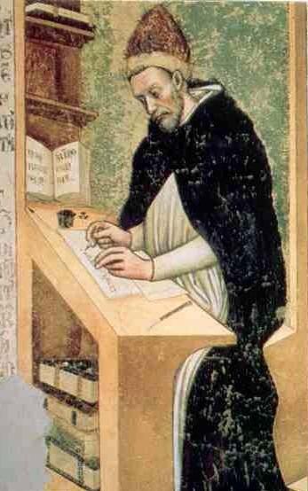 Papa Inocențiu al V-lea (nume burghez: Pierre de Tarentaise, * în 1225 la Tarentaise, azi Mońtiers, Savoia; + 22 iunie 1276 la Roma) a fost timp de câteva luni papă al Romei (1276) - foto: en.wikipedia.org