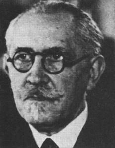 Paul Langevin (23 ianuarie, 1872 – 19 decembrie, 1946) a fost un fizician și inventator francez, cunoscut în special prin studiile sale în domeniul magnetismului și prin teoria dinamică și ecuația care îi poartă numele - foto: ro.wikipedia.org