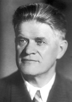 Pavel Alexeevici Cerenkov (n. 28 iulie 1904 — d. 6 ianuarie 1990) a fost un fizician sovietic de mare reputație, laureat al Premiului Nobel pentru Fizică în 1958 pentru descoperirea fenomenului denumit în onoarea sa efect Cerenkov - foto: ro.wikipedia.org