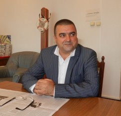 Petre Dinică, șeful DGASPC Constanța - foto: Cristian Andrei Leonte (Info Sud-Est)