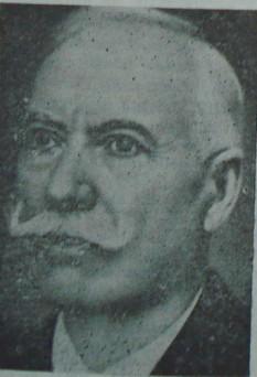 Petru Bogdan (n. 29 ianuarie 1873, Cozmești, Iași — d. 28 martie 1944, Mediaș) a fost un chimist român, membru titular al Academiei Române - foto: ro.wikipedia.org