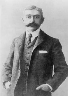 Pierre de Coubertin (n. 1 ianuarie 1863, Paris - d. 2 septembrie 1937, Geneva, Elveția), pedagog și istoric francez, fondatorul CIO și părintele Jocurilor Olimpice moderne - foto: ro.wikipedia.org