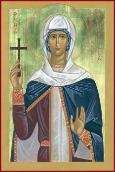 Sfânta Priscilla, văduvă - foto: calendarcatolic.ro