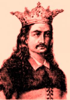 Radu cel Frumos a fost domn al Țării Românești de patru ori (1462-1473, 1473-1474, 1474, 1474-1475). Este fiul lui Vlad Dracul și vine la domnie cu ajutor turcesc dat de sultanul Mahomed al II-lea, împotriva fratelui său vitreg, Vlad Țepeș - foto: en.wikipedia.org