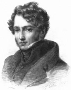 Théodore Géricault (n. 26 septembrie, Rouen - 1791 - d. 26 ianuarie 1824, Paris) a fost un important pictor și litograf francez, exponent al romantismului în pictură - in imagine, Théodore Géricault de Alexandre Colin (1816) - foto: ro.wikipedia.org