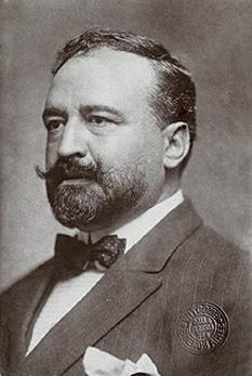 Vicente Blasco Ibáñez (29 ianuarie 1867 – 28 ianuarie 1928) a fost scriitor spaniol și ocazional regizor de film - foto: cersipamantromanesc.wordpress.com