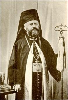 Victor Mihaly de Apșa, ortografiat uneori Mihali, cunoscut și ca Victor Mihali (n. 19 mai 1841, Ieud, Comitatul Maramureș - 21 ianuarie 1918, Blaj) a fost episcop al Eparhiei de Lugoj între 1875-1895, arhiepiscop Arhidiecezei de Alba Iulia și Făgăraș și mitropolit al Bisericii Române Unite cu Roma din 1895, până la moarte. Din anul 1894 a fost membru de onoare al Academiei Române - foto: ro.wikipedia.org