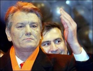 Viktor Andriiovici Iușcenko (n. 23 februarie 1954, Corușivka, regiunea Sumî, Ucraina) este un politician ucrainean. El este conducător al grupului de opoziție Ucraina Noastră și fost președinte al țării - foto: cersipamantromanesc.wordpress.com