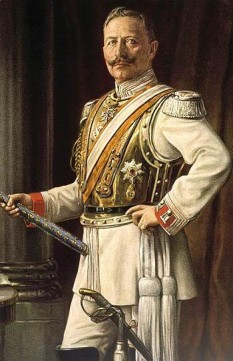 Wilhelm al II-lea (Friedrich Wilhelm Albert Victor von Preußen; n. 27 ianuarie 1859, Berlin – d. 4 iunie 1941, Olanda) a fost ultimul împărat al Germaniei și rege al Prusiei de la 1888 la 1918. Wilhelm al II-lea provine din familia Hohenzollern. Tatăl lui a fost Friedrich al III-lea iar mama a fost împărăteasa Victoria Adelaide Mary Louisa - foto: ro.wikipedia.org